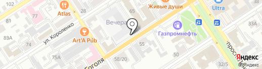 PROB.KA на карте Барнаула