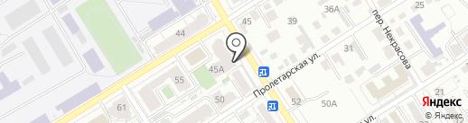 ПРОФЕССОРСКИЙ СТОМАТОЛОГИЧЕСКИЙ ЦЕНТР на карте Барнаула