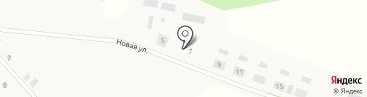 Фельдшерско-акушерский пункт на карте Ясной Поляны