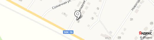 Шиномонтажная мастерская на карте Горного
