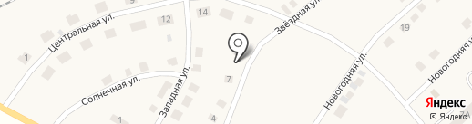 Продовольственный магазин на карте Горного