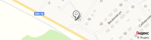 Транспортная компания на карте Горного