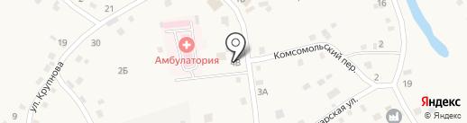 Анастасия на карте Бобровки