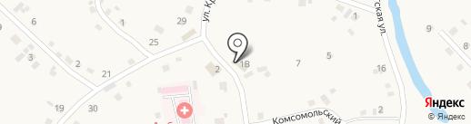 Домовенок на карте Бобровки