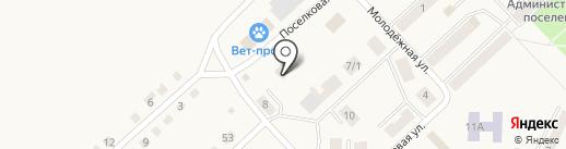 Парикмахерская на карте Горного