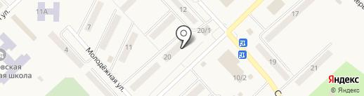 Магазин кондитерских изделий на карте Горного