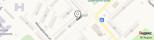 Птицефабрика Октябрьская на карте Горного