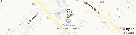 Бытовик на карте Бобровки