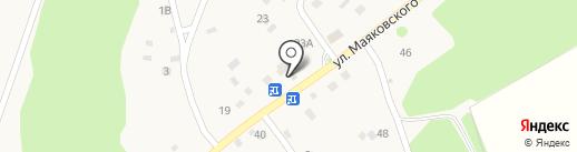 Маяк на карте Бобровки