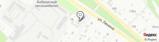 Хозяюшка на карте Бобровки