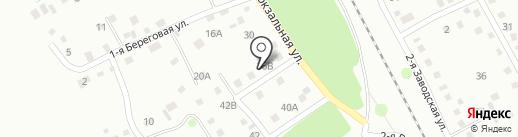 ЛесПром на карте Новоалтайска