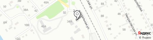 Ваш Дом на карте Новоалтайска