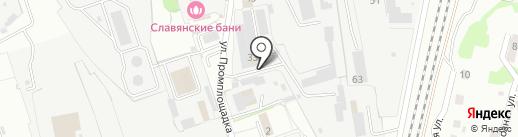 УРОЖАЙАЛТАЯ на карте Новоалтайска