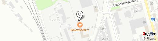 БыстроПит на карте Новоалтайска