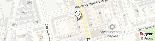 Семена на карте Новоалтайска