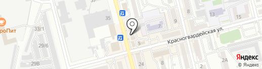 Craftbeer на карте Новоалтайска