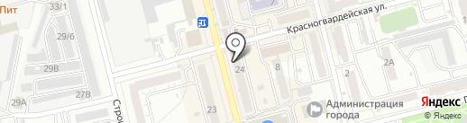 ОПТИМА ПОРТЕ на карте Новоалтайска
