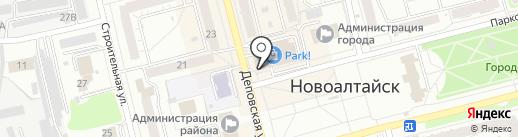 BOOK-LOOK на карте Новоалтайска