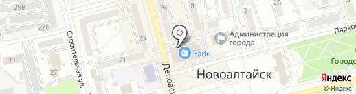 ElGorro на карте Новоалтайска