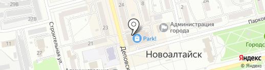 Liana на карте Новоалтайска