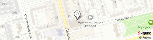 Vgoroh на карте Новоалтайска