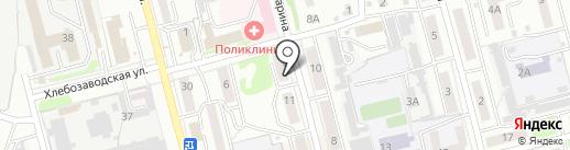 Юридическая компания на карте Новоалтайска
