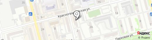 Семь новостей на карте Новоалтайска