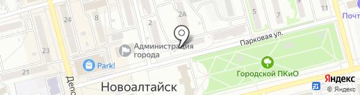 Банкомат, БИНБАНК, ПАО на карте Новоалтайска