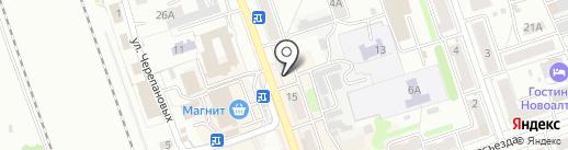 РосДеньги на карте Новоалтайска