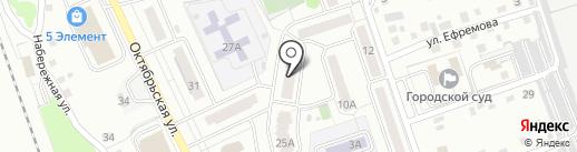 Федеральная кадастровая палата Федеральной службы государственной регистрации, кадастра и картографии, ФГБУ на карте Новоалтайска