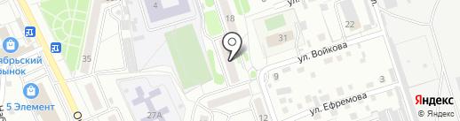 Ростехинвентаризация-Федеральное БТИ на карте Новоалтайска