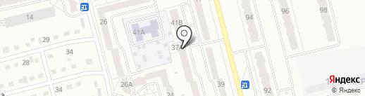 Фиеста на карте Новоалтайска