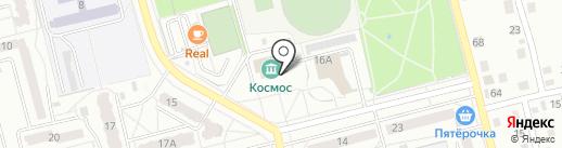 Свой выбор на карте Новоалтайска