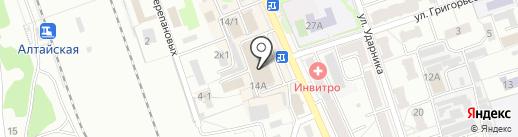 Мега мебель на карте Новоалтайска