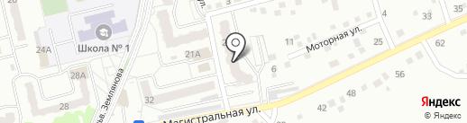 Baby-Дом на карте Новоалтайска