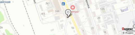 Первый центр сварки на карте Новоалтайска