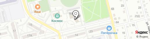 ИстЛайн на карте Новоалтайска