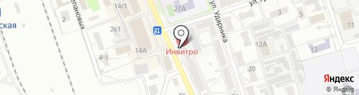 ОКНА FOGEL на карте Новоалтайска