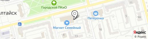 Modno на карте Новоалтайска