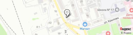 MaximuM на карте Новоалтайска
