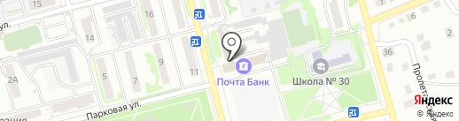 Ростелеком, ПАО на карте Новоалтайска