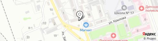 PayPRO на карте Новоалтайска