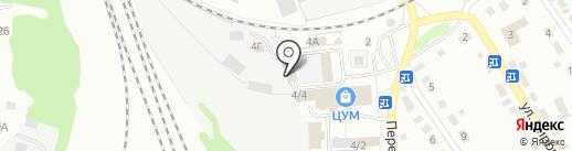 GT на карте Новоалтайска