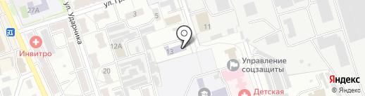 Забота на карте Новоалтайска