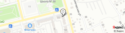 АйДи Инжиринг на карте Новоалтайска