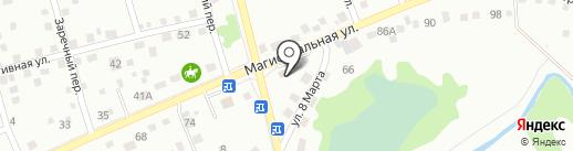 Айболит-Авто на карте Новоалтайска