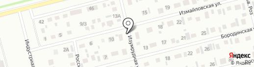 Адвокатский кабинет Соколовской И.И. на карте Новоалтайска