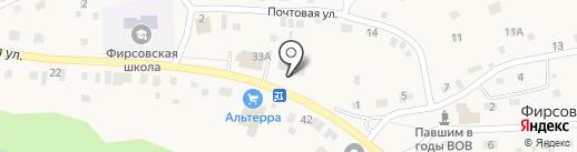 BEERBANK на карте Фирсово