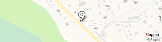 Дачный клуб на карте Фирсово