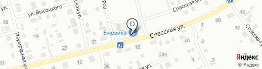ОК на карте Новоалтайска